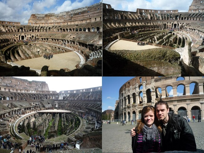 VAUT MIEUX TARD QUE JAMAIS : ROME