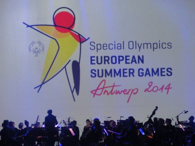 Special Olympics European Summer Games, Anvers 2014
