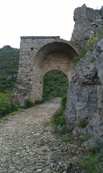 LUNDI 22 MAI 2017 - SAINT GUILHEM LE DESERT (Hérault)