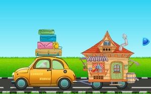 Jouer à Car and caravan escape