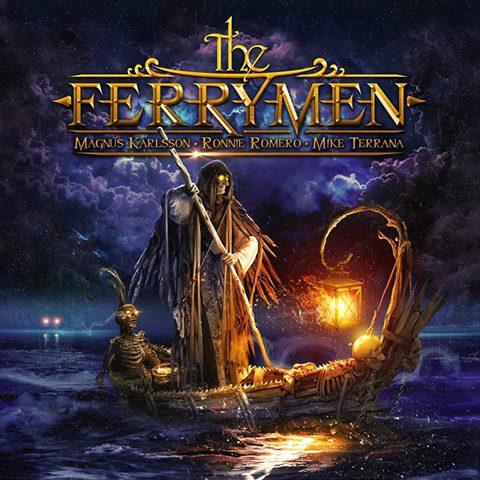 THE FERRYMEN - Les détails du premier album