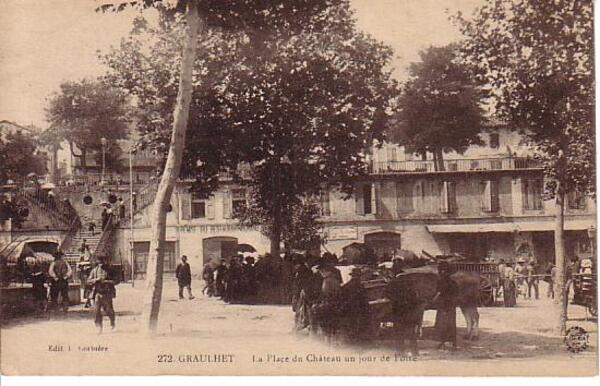 Place du Jourdain