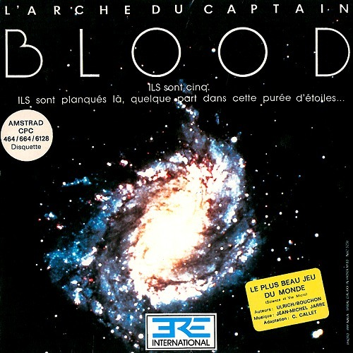 L'arche du Capitaine Blood