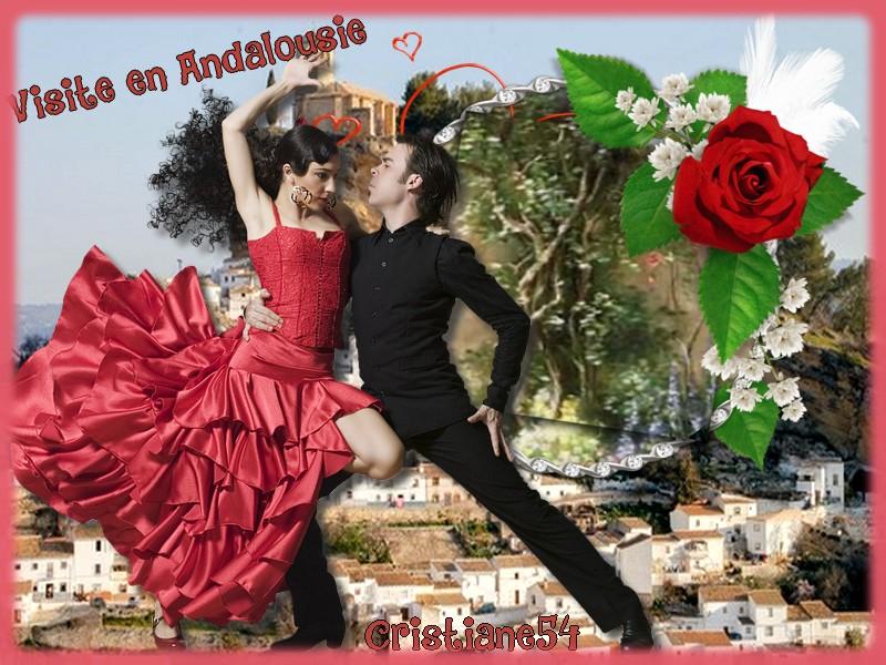 Défi pour Mary Poppins ( Visite en Andalousie )