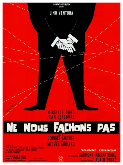 NE NOUS FACHONS PAS BOX OFFICE 1966