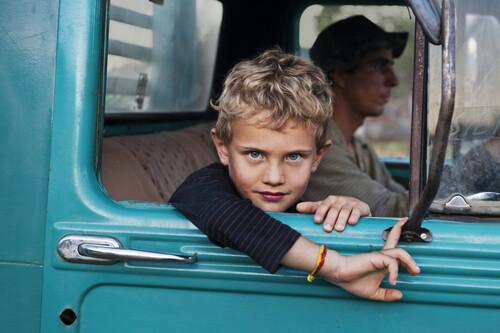 03 - Les enfants, la voiture et la couleur
