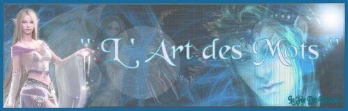 """★ Animation en Live """"L'Art des Mots"""" ©"""