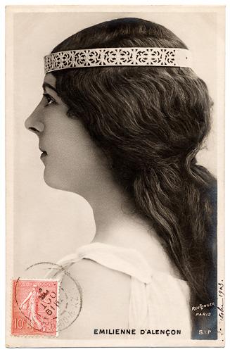 Emilienne d'Alencon
