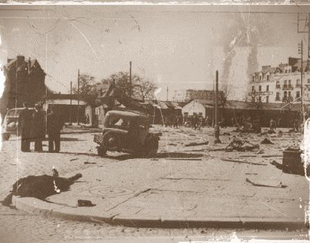 rennes bombardee en 1943