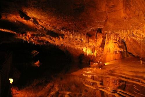 gouffre de padirac grotte de lacave