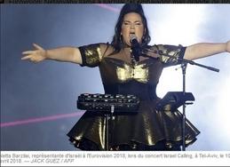 Eurovision, la grotesque et inexplicable victoire d'Israël !