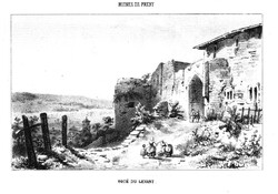 A Pagny s/Moselle (Prény)