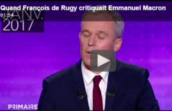 Perdre c'est connaître le vide pour François de Rugy.
