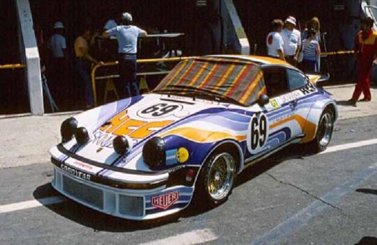 Claude Haldi (1968-1977)