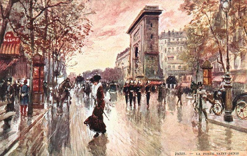 Porte Saint-Denis (Paris 10ème)