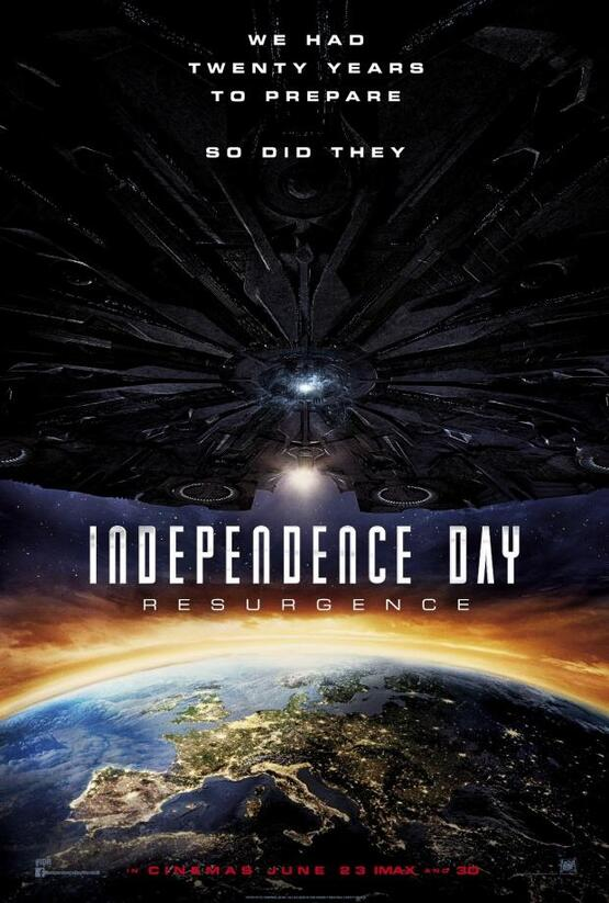[Critique] Independence Day : Resurgence