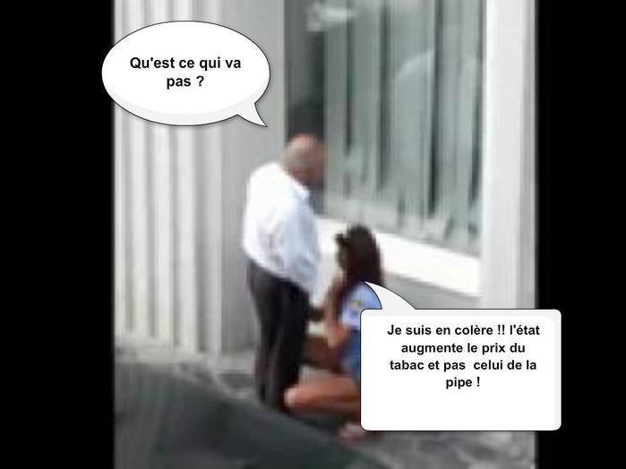 Les prostituées sont en colère !!