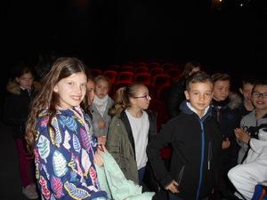 Ecole et cinéma par Ambre et Eileen