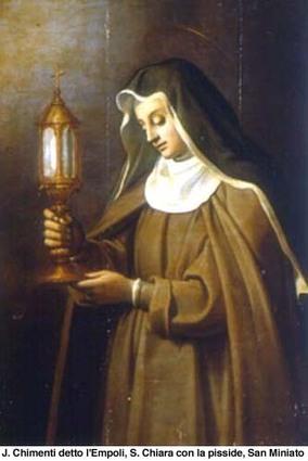 Saint François d'Assise (stigmatisé)