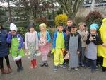 Carnaval du mercredi 1er avril