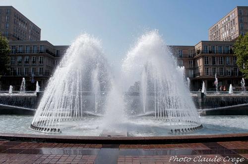 Hotel de ville du Havre(cliquez sur la photo pour l'agrandir)