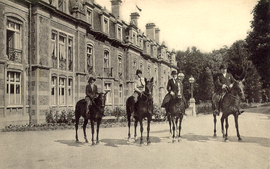 * Le Domaine royal d'Ardenne à Houyet