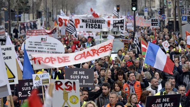 Scandales à la chaine : RSI... la protection sociale des entrepreneurs en cause !