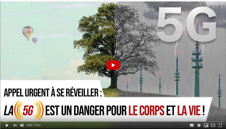 KLA.TV >>> 5G : Danger pour nos vies !