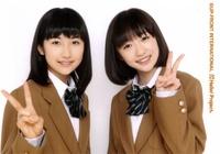 Masaki Sato 佐藤優樹 Haruka Kudo 工藤遥 Morning Musume ANNEX Event~Iwai・Nyuugashiki~