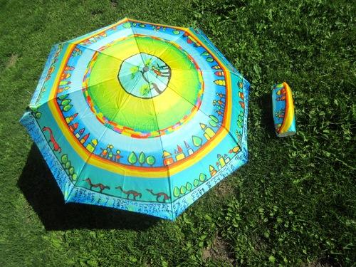 """""""Nuage"""" - parapluie pliant"""