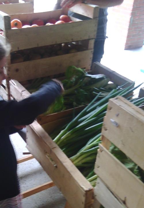 Du vocabulaire, du comptage et des notions de temps avec les fruits et légumes de saison