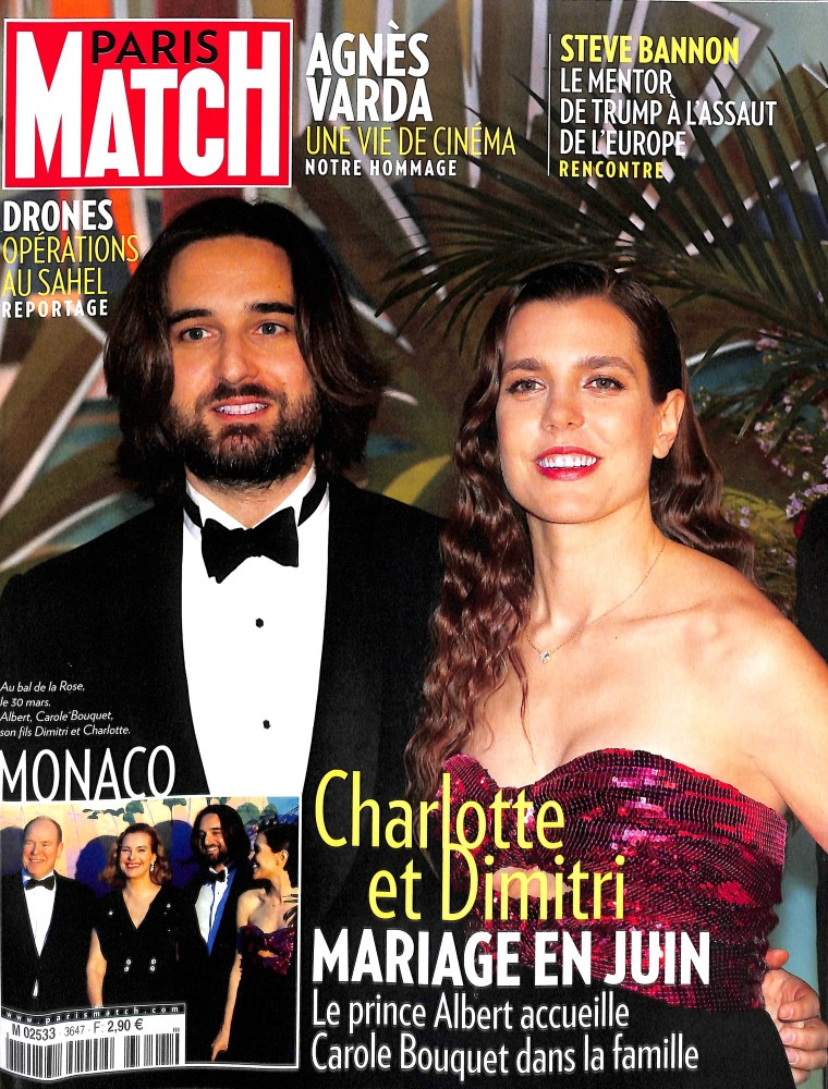 Charlotte et Dimitri