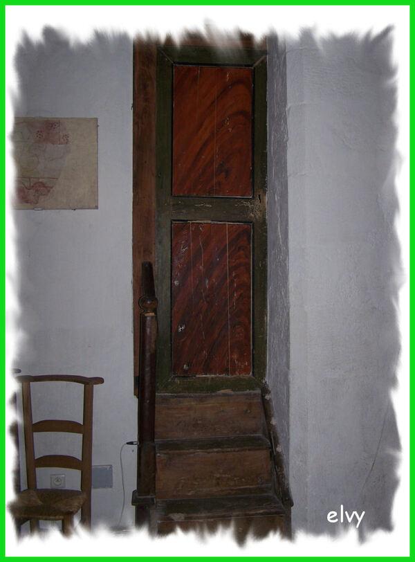 Ouvre -moi la porte ....