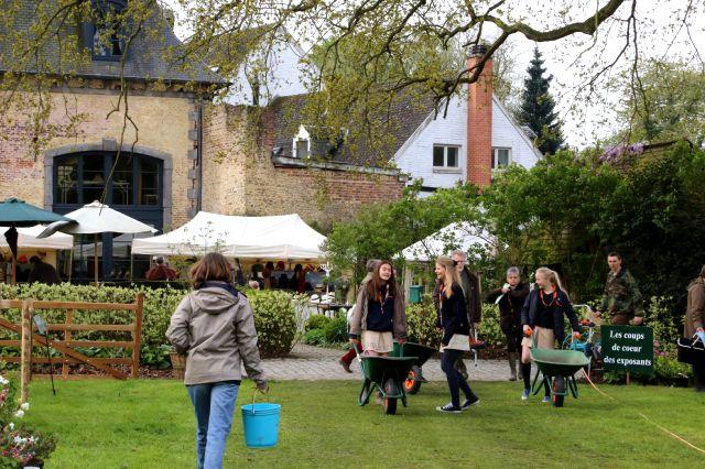 Les Jardins d'Aywiers - Printemps 2015
