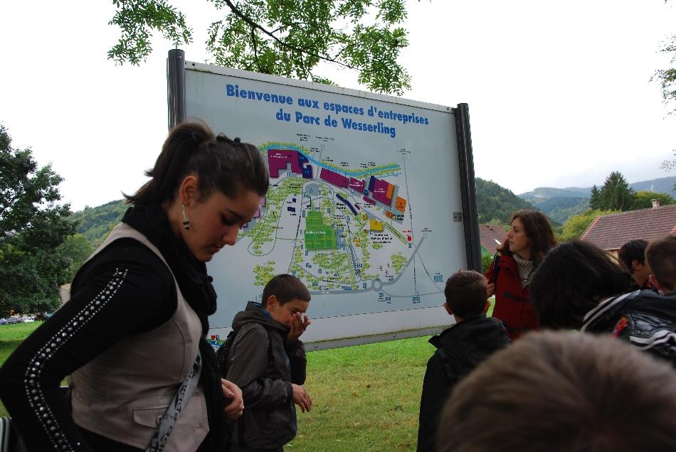 1/ Les photos de la sortie au Parc de Wesserling