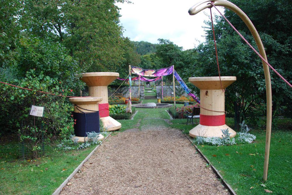 Le parc de wesserling dans mon jardin for Jardin wesserling