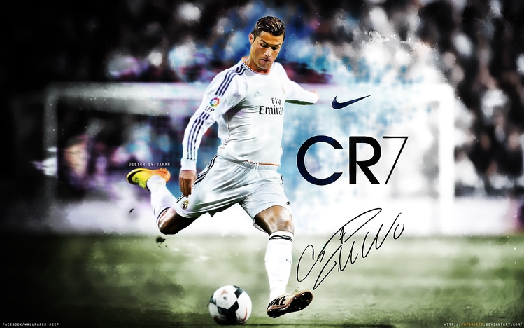 CR7 ballon d 'or