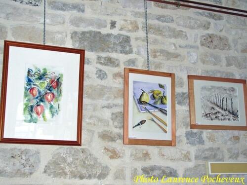 Expositions à la Médiathèque de Laignes
