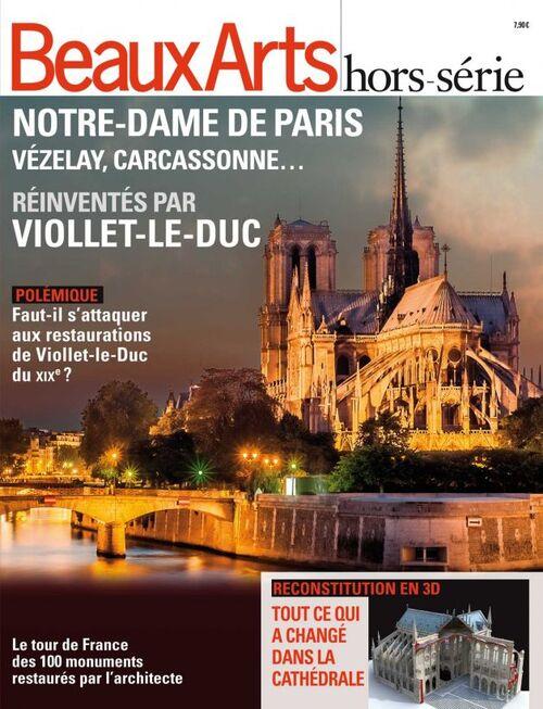 Beaux-Arts Magazine Hors-Série: Viollet-Le-Duc