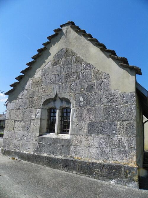 La chapelle de Cressieu