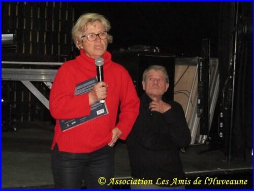La conférence de Michel Goury
