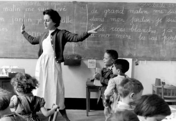 « Les enfants » du photographe Robert Doisneau