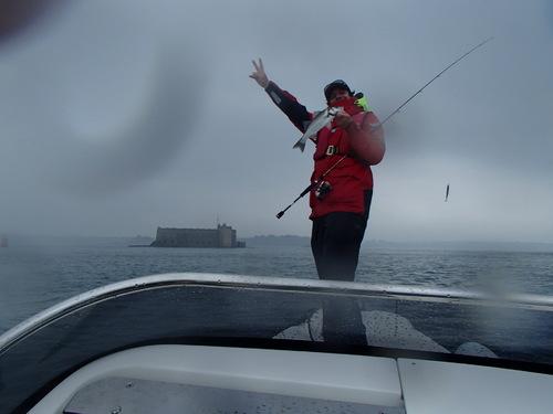 La baie de Morlaix, au top !