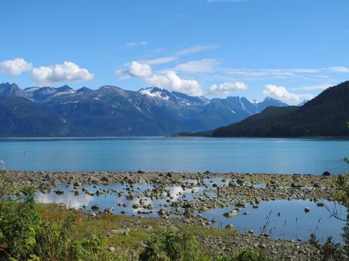 Entre Yukon et Alaska