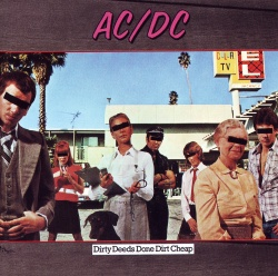 AC/DC - Dirty Deeds Done Dirt Cheap [Remastered Edition]
