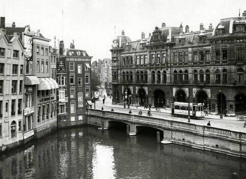 NEDERLAND. Groningen en 1919  (Voyages)