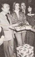 Octobre 1977 / Janvier 1978 : L'ensemble pantalon beige