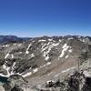 Panorama du massif du Vignemale à la sierra de la Partacua