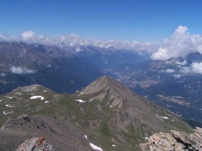 Panorama Signal du Petit Mont-Cenis