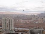 Oulan Bator, retour à la civilisation (et à la pollution !)